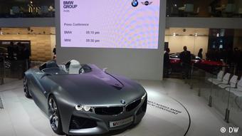 Nova studija BMW-a