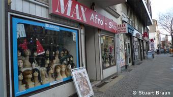 Max Afro Shop in Neukölln's Little Africa