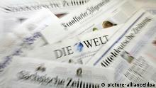 Deutschland Symbolbild deutsche Presseschau Presse