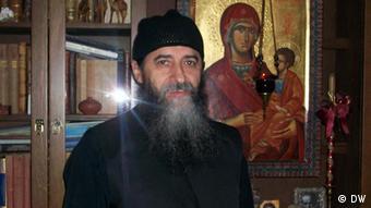 Mazedonien Pfarrer Stefan Sandzakovski