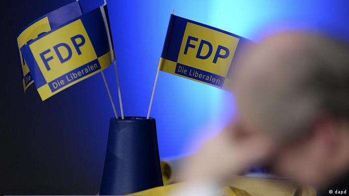 O que significa a sigla do partido FDP?