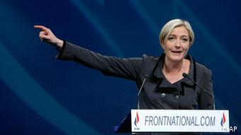 Marine Le Pen Front National Frankreich Flash-Galerie