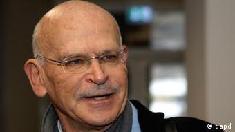 Alman gazeteci Günter Wallraff