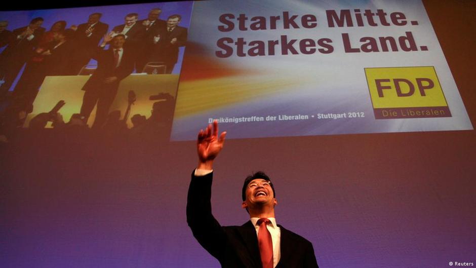 Bundestagswahl 2013: Das ist der letzte Liberale