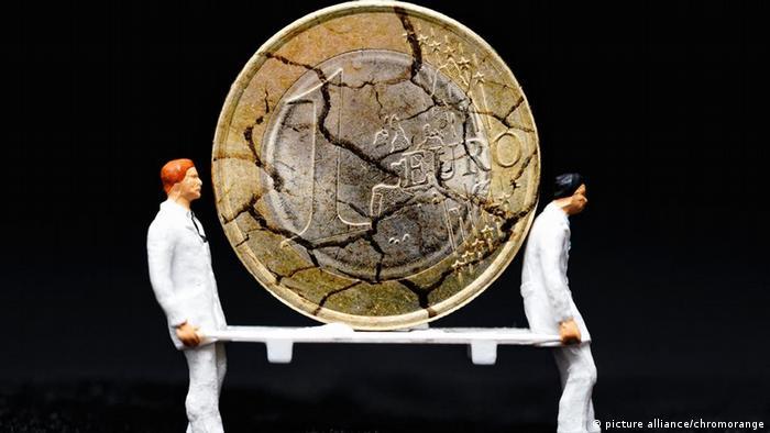 Symbolbild Finanzkrise in Ungarn