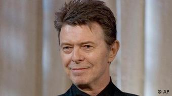 Bowie danas u dobi od 65 godina
