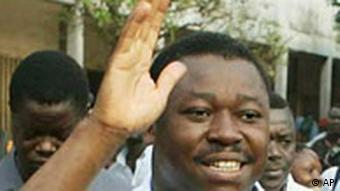 Faure Gnassingbe, neuer Machthaber Togos