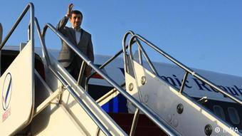 احمدینژاد متهم است که دهها نفر از بستگان خود را به خرج دولت به نیویورک برده است