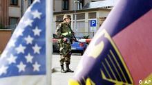 US-Streitkräfte in Deutschland ziehen ab