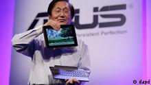 Asus International CEO Jonney Shih
