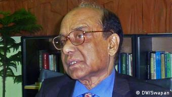 Samsuzzaman Khan, Director General of Bangla Academy, Dhaka, Bangladesh