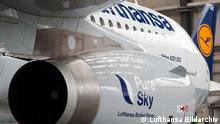 Pressebild Lufthansa Biofuel
