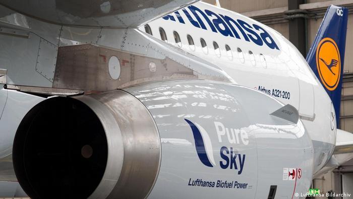 Lufthansa - Airbus A 321