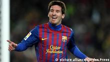 Barcelona FC Lionel Messi Fußballspieler