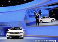 Presidente da VW apresenta o novo Jetta