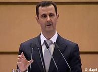 بشار اسد در سخنرانی روز سهشنبه (۱۰ ژانویه) خود اعلام کرد که به هیچ وجه حاضر نیست از قدرت کنارهگیری کند