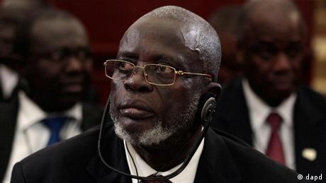 Guinea-Bissau Präsident Malam Bacai Sanha (dapd)