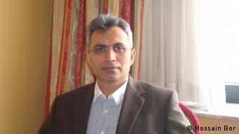 ناصر بلدهای، سخنگوی حزب مردم بلوچستان
