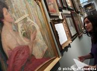 Obra de Henri Martin no museu de Colônia