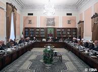جلسهی مجمع تشخیص مصلحت نظام