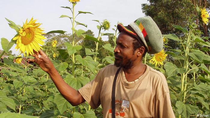Ras Franz da Tanzânia