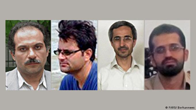 Iran getötete Wissenschaftler Atomprogramm Quartett