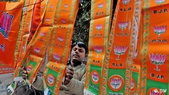 Indien Uttar Pradesh Wahlen Mayawati