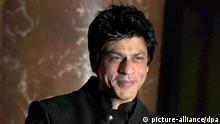 Indien Bollywood Schauspieler Shah Rukh Khan