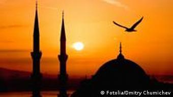 Symbolbild Türkei Istanbul bei Nacht