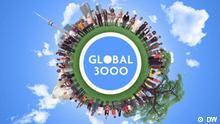GLOBAL 3000 ist das Globalisierungsmagazin im Fernsehangebot der Deutschen Welle. Es zeigt, wie Menschen mit den Chancen und Risiken der Globalisierung leben.