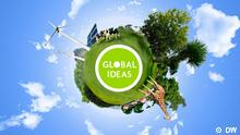 Logo Global Ideas (Source: DW)