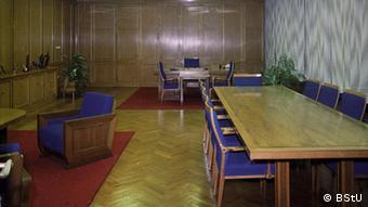 Stasi chief Erich Mielke's office at Haus 1
