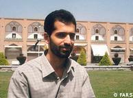 مصطفی احمدیروشن معاون بازرگانی مرکز اتمی نطنز