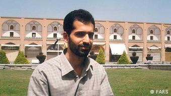 Iran Chemiker Mostafa Ahmadi Roshan