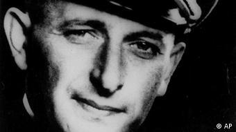 Adolf Eichmann in SS-Uniform (Foto: k.a.)