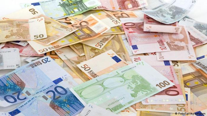 Euro banknotes (photo: fotolia)