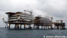 Iran Öl Symbolbild Sanktionen EU