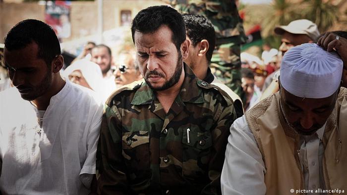 رئيس حزب الوطن الإسلامي في ليبيا عبدالحكيم بلحاج