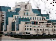 مقر سرویس اطلاعات خارجی بریتانیا در لندن