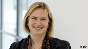 Adelheid Feilcke (c) DW