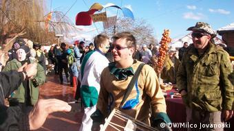 Karneval in Vevcani