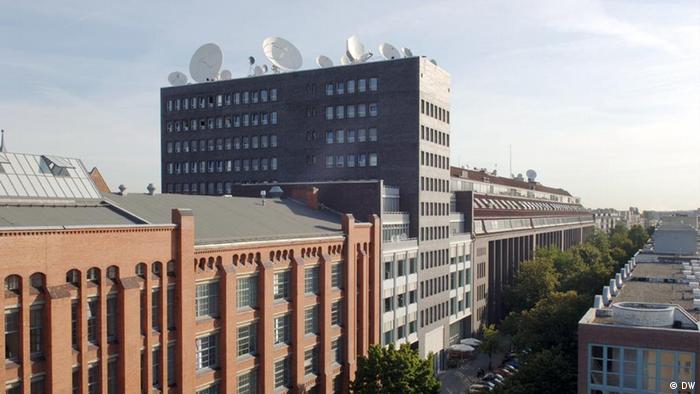Deutsche Welle in Berlin