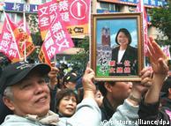 台湾大选期间国际选举观察团络绎不绝