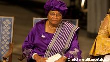 Ellen Johnson Sirleaf / Nobel Peace Prize Ceremony 2011 - Oslo