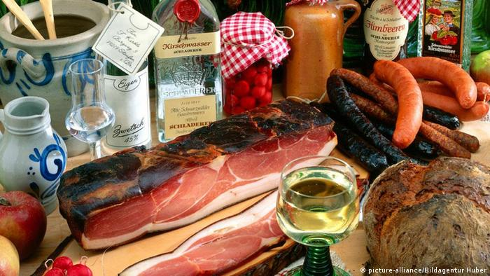 Немецкие деликатесы