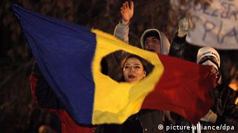 Proteste in Rumänien gegen Gesundheitsreform