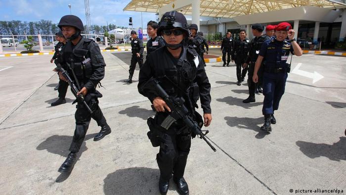 گارد ویژه مبارزه با تروریسم در تایلند
