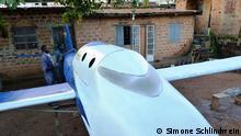 Ugandas Raumfahrtprogramm Raumschiff