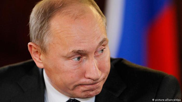 Wladimir Putin Regierungschef Russland