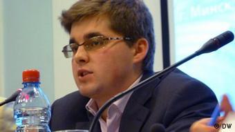 Руководитель экспертной инициативы Минский диалог Евгений Прейгерман